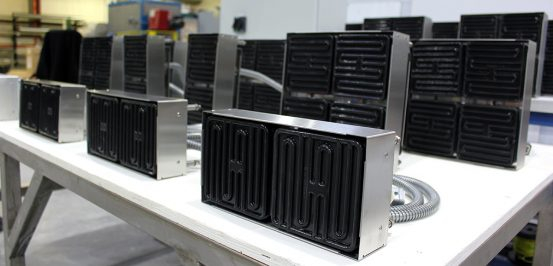 Modular Long-Wave Infrared Heaters In Composite Curing